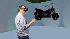 Strata inStudio VR