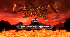Demon Blade VR