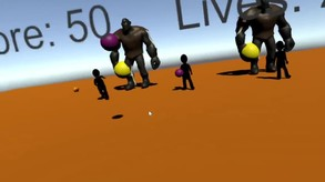 StickDodgeVR