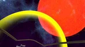 Solar System Journey VR