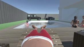 Rich life simulator VR