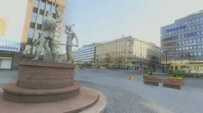 Perspectives: Aleppo-Helsinki