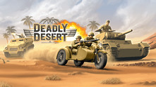 1943 Deadly Desert video