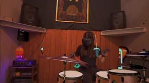Tombé Drums VR