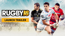RUGBY 18 video