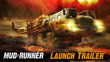 Spintires: MudRunner video