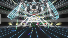 VR RHYTHM ACTION SEIYA
