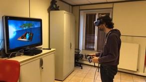 Bubble Blast Rescue VR
