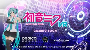 Hatsune Miku VR / 初音ミク VR