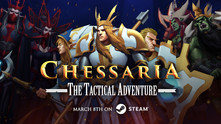 Chessaria: The Tactical Adventure video
