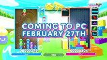 Puyo Puyo Tetris video