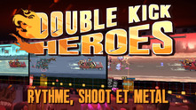 Double Kick Heroes video