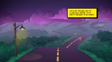 Creepy Road video