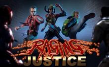 Raging Justice video