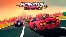 Horizon Chase Turbo video