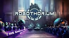 Robothorium: Sci-fi Dungeon Crawler video