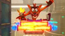 Crash Bandicoot N. Sane Trilogy video