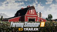 Farming Simulator 19 video