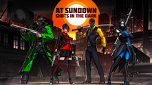 AT SUNDOWN: Shots in the Dark video
