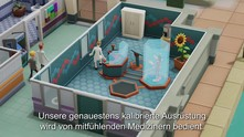 Two Point Hospital video