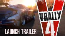V-Rally 4 video