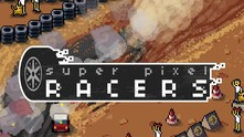 Super Pixel Racers video