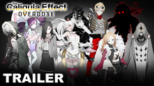 The Caligula Effect: Overdose video