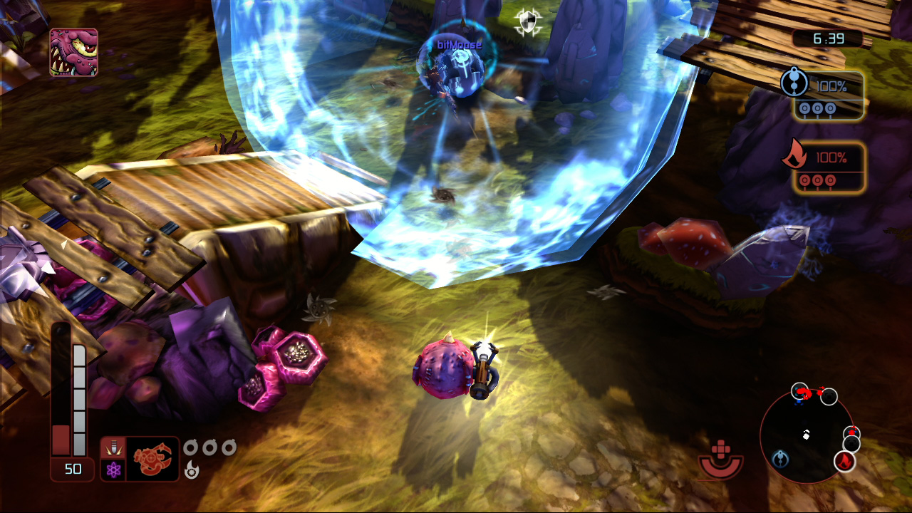 Madballs in Babo:Invasion  screenshot