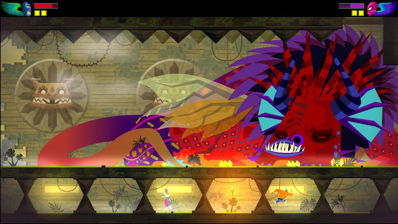 Guacamelee! Soundtrack screenshot