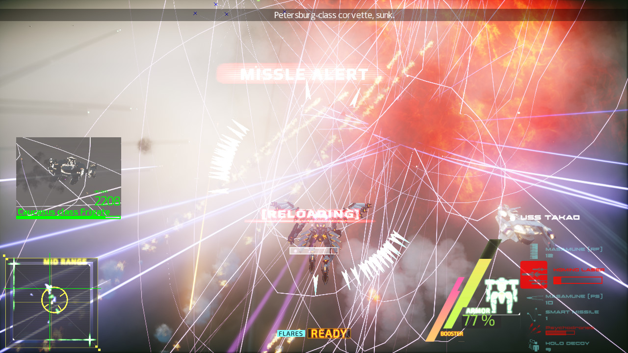 Project Nimbus screenshot