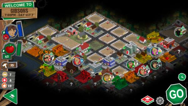 Rebuild 3 Gangs of Deadsville v1.3.6 APK