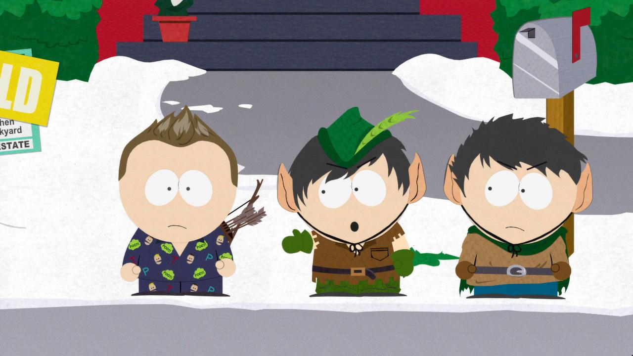 South Park: The Stick of Truth - Super Samurai Spaceman Pack screenshot