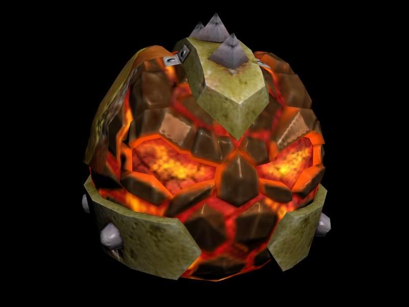 Madballs Scorched Clan Skins screenshot