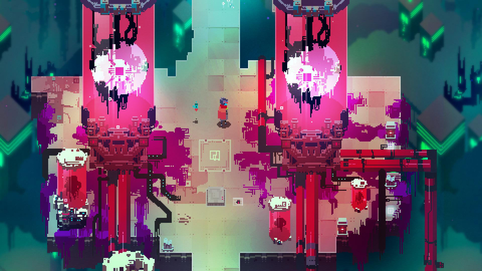 Hyper Light Drifter screenshot