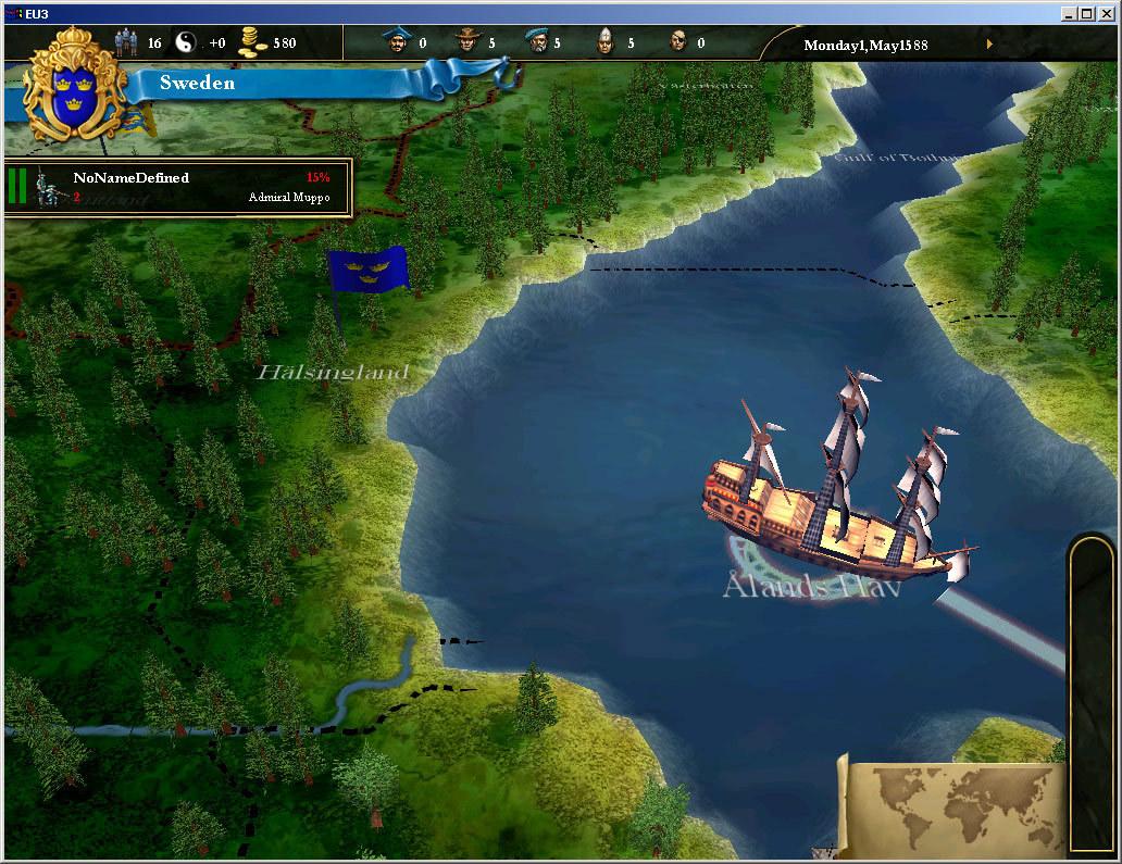 Europa Universalis III Complete screenshot 1