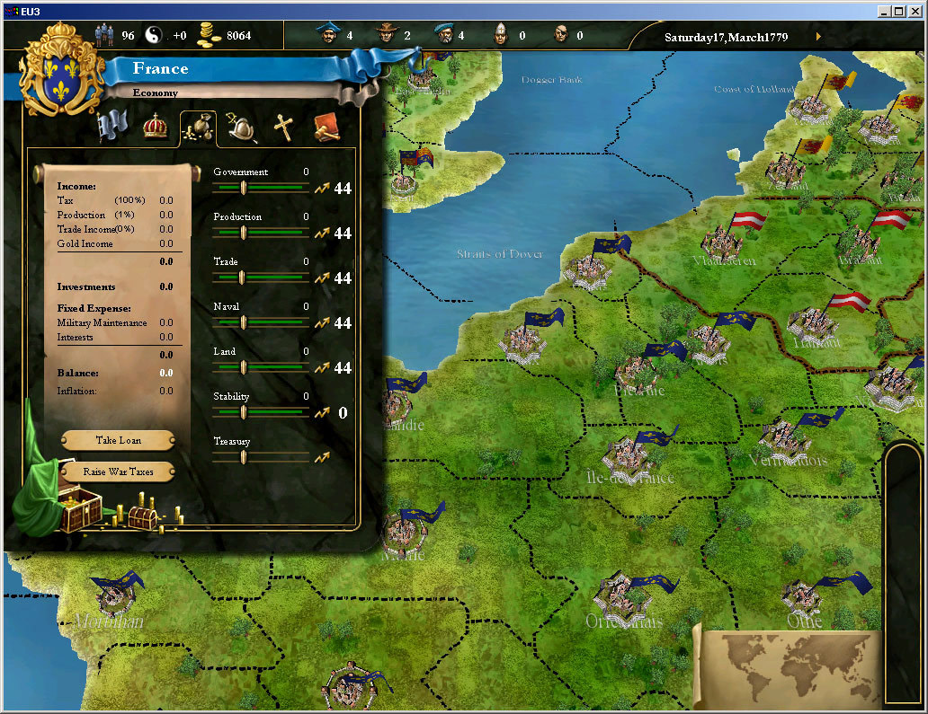 Europa Univerlis offline games PC 2018
