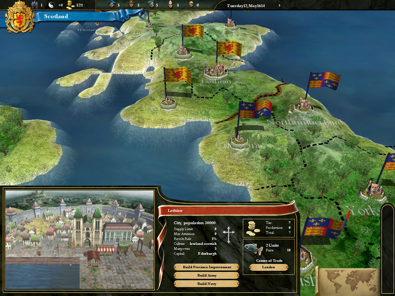 Europa Universalis IV The Cossacks Overview
