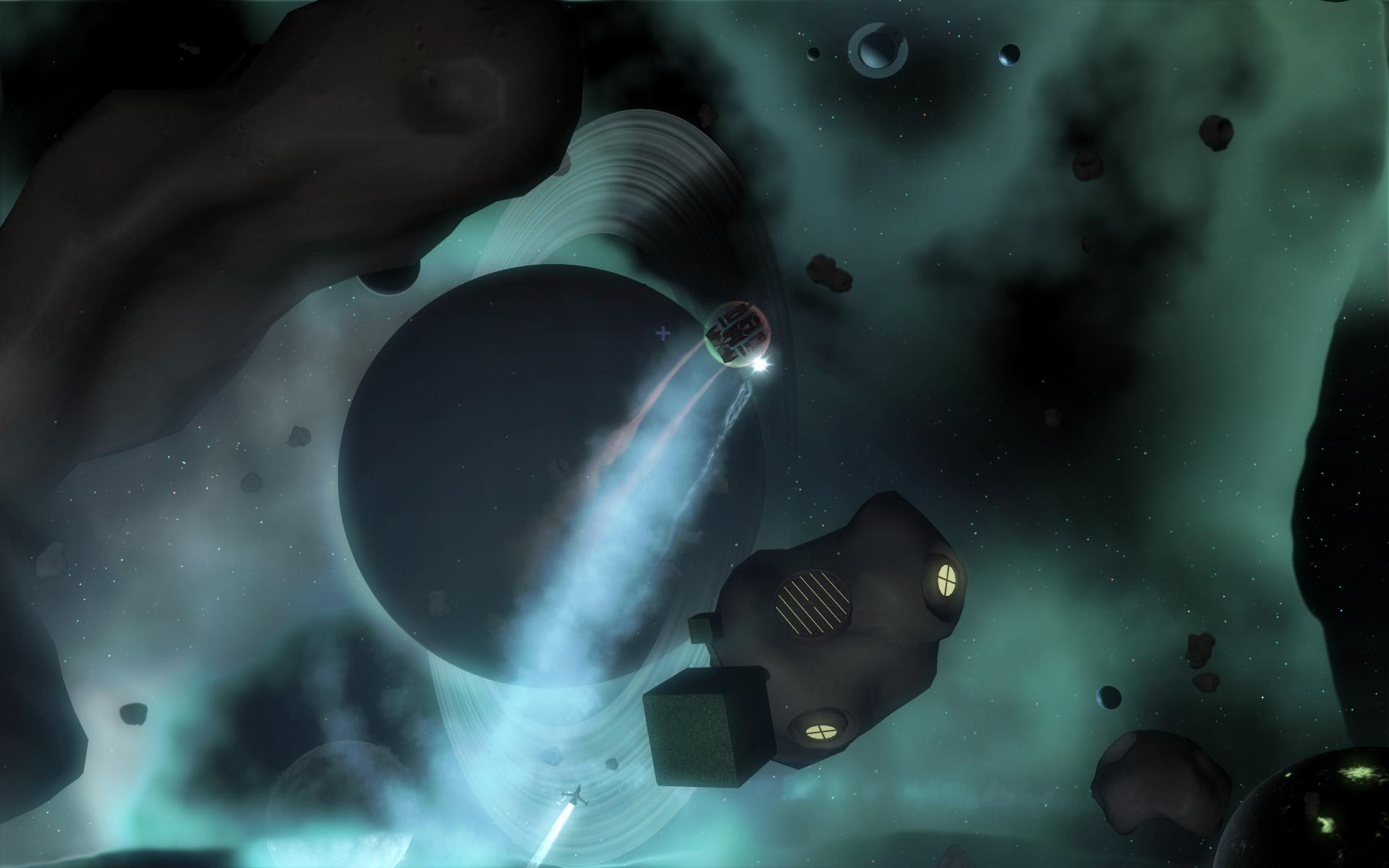 Ring Runner: Flight of the Sages screenshot