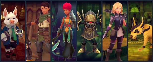 Image result for earthlock characters