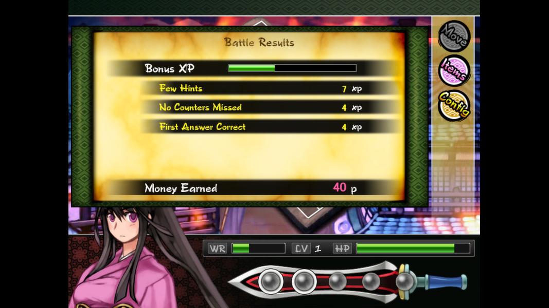 99 Spirits screenshot