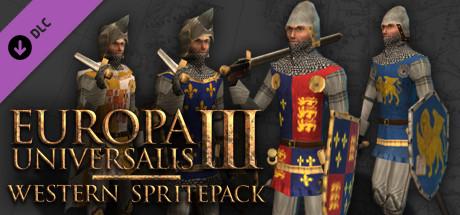 Europa Universalis III: Western - AD 1400 Spritepack