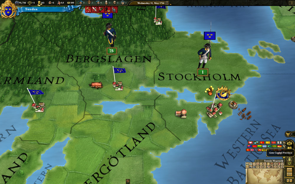 Europa Universalis III: Enlightenment SpritePack screenshot