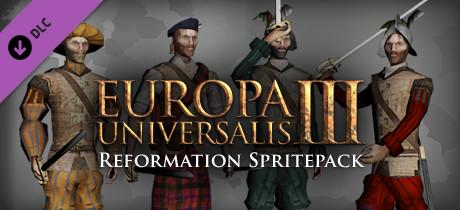 Europa Universalis III: Reformation SpritePack