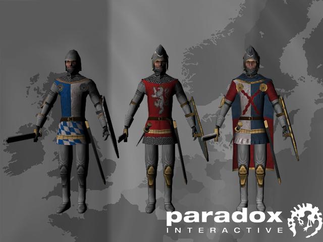 Europa Universalis III: Medieval SpritePack screenshot