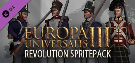 Europa Universalis III: Revolution SpritePack