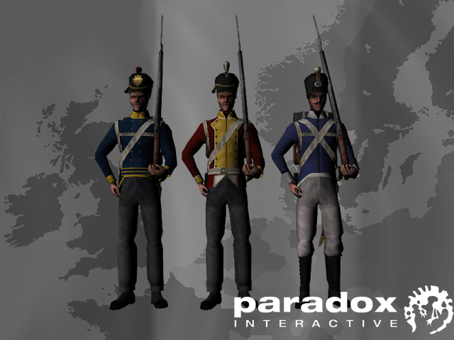 Europa Universalis III: Revolution SpritePack screenshot