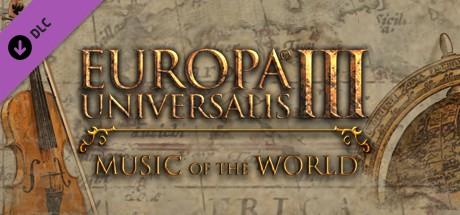 Europa Universalis III Music of the World