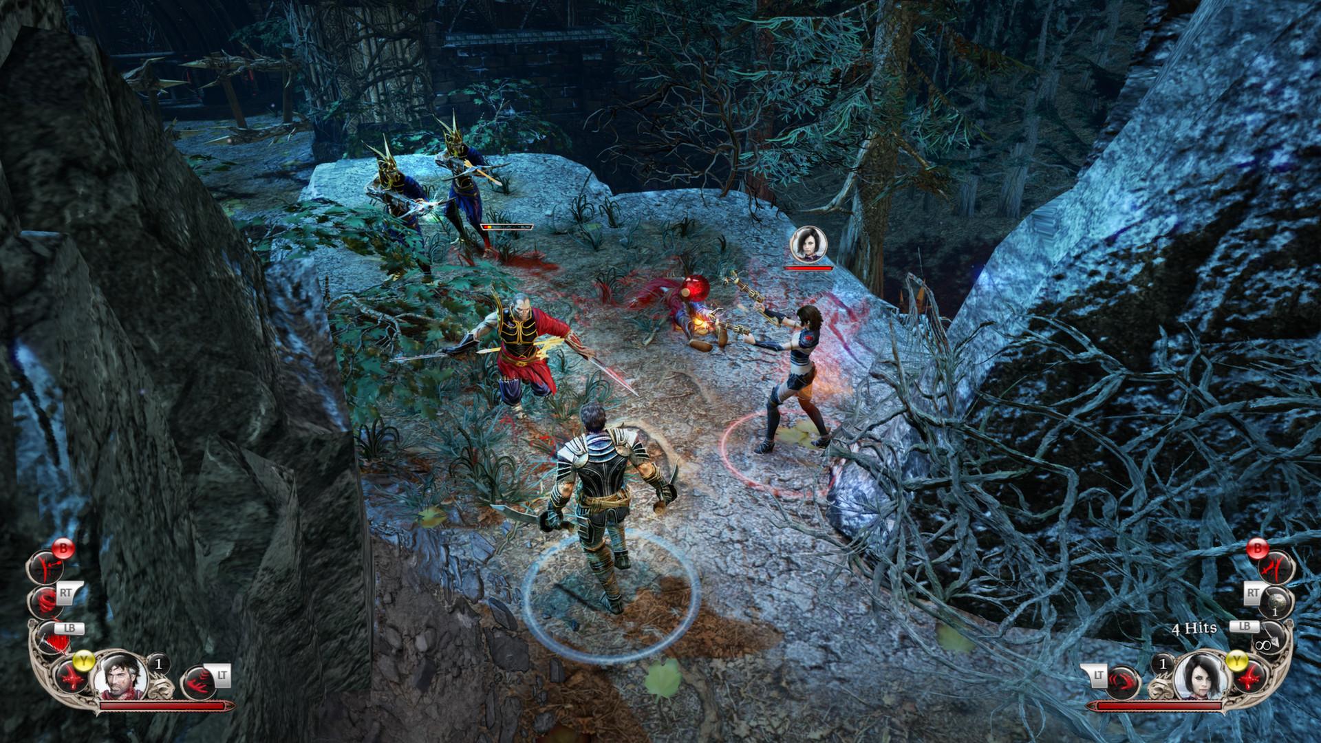 Blood Knights screenshot