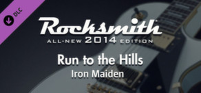 "Rocksmith® 2014 – Iron Maiden - ""Run to the Hills"""