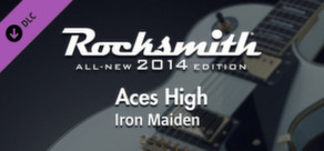 "Rocksmith® 2014 – Iron Maiden - ""Aces High"""